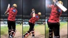 'Eat, Sleep, SMASH IT, Repeat!' Russell Switches on Beast Mode Ahead of RR vs KKR | WATCH