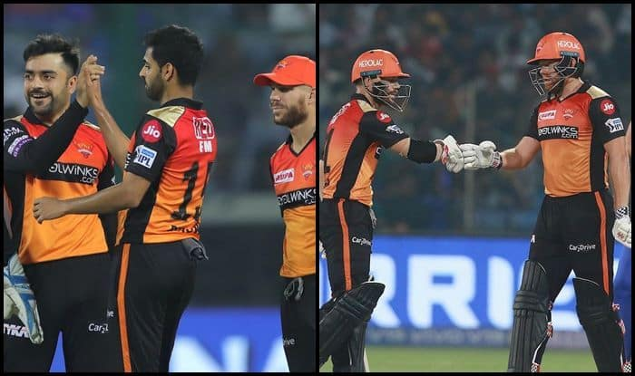 SRH beat DC by 5 wickets