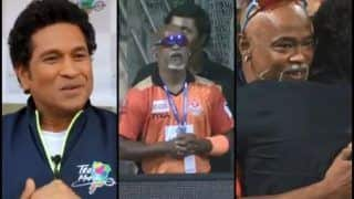 Happy Birthday Sachin Tendulkar: Master Blaster Talks About Vinod Kambli as he Turns 46 | WATCH VIDEO