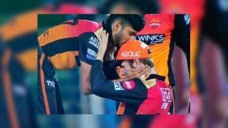 IPL 2019: Move Over David Warner, Khaleel Ahmed Kissing Kane Williamson After Sunrisers Hyderabad Beat Kings XI Punjab is Winning The Internet | SEE POSTS