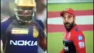 IPL 2019: Did Virat Kohli Abuse Andre Russell During KKR v RCB at Eden Gardens?