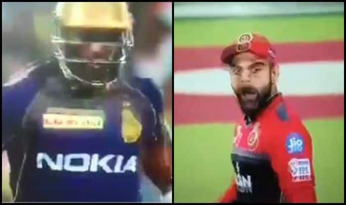 Image result for kohli run outs russell