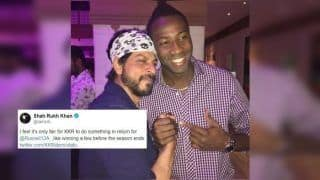 IPL 2019: Shah Rukh Khan's Tweet For Andre Russell After RCB Beat KKR is Emotional | SEE POST