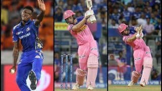 IPL 2019: Jos Buttler Smashes 28 Runs Off Alzarri Joseph During MI v RR, Sets Twitter on Fire | SEE POSTS