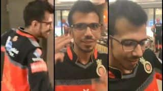 IPL 2019: Yuzvendra Chahal's Strange Dance Moves After RCB Beat KXIP is Hilarious | WATCH VIDEO