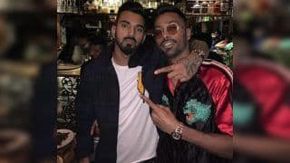 Hardik Pandya Celebrates KL Rahul's 26th Birthday Together During IPL 2019; Rishabh Pant, Chris Gayle Also Present | SEE PICS