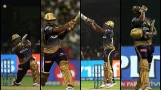 IPL 2019: Andre Rusell Hits Seven Sixes to Blow Away Virat Kohli's RCB | WATCH VIDEO