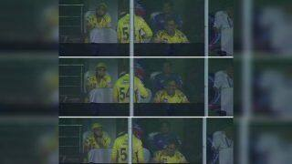 IPL 2019: MS Dhoni Appears on Big Screen During SRH v CSK, Crowd Goes Bonkers | WATCH VIDEO