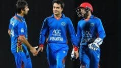 World Cup 2019 के लिए अफगानिस्तान ने घोषित की टीम, गुलबदीन को मिली कप्तानी