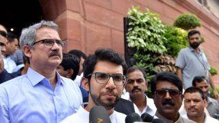 Modi Government Spent 5 Years Washing Away UPA's Sins: Aaditya Thackeray