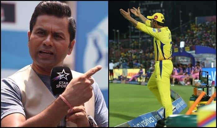 Aakash Chopra criticised match umpire and MS Dhoni after 'no-ball'controversy in IPL.