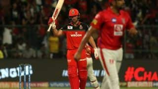 IPL 2019: AB de Villiers Delivers Masterclass Against Kings XI Punjab, Twitter Applauds
