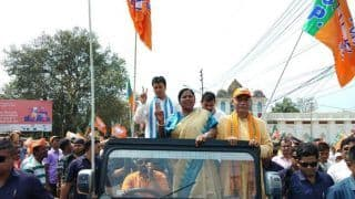 Campaigning For East Tripura LS Constituency Going to Polls in Third Phase Ends
