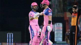 IPL2019: राजस्थान ने हैदराबाद को 7 विकेट से हराया, होम ग्राउंड में खेला आखिरी मैच