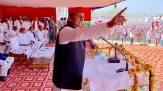 Fielding 'Fauji' in Varanasi Has Taken Wind Out of BJP's Sails: Akhilesh