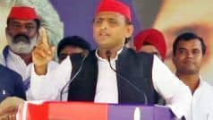 'Allied With Congress But Their Ego Too Big For Gathbandhan,' Says Akhilesh