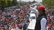 Samajwadi Party Chief Akhilesh Yadav Files Nomination Papers From Azamgarh