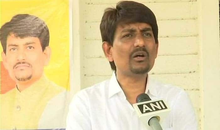 Jolt For Congress as Gujarat MLA Alpesh Thakor Resigns From Party