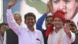 Alpesh Thakor Could Not Handle Power Congress Gave Him: Hardik Patel