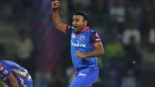 IPL 2019: Amit Mishra Second Player to Get Out For Obstruction