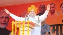 Akhilesh, Mayawati, Congress Cannot Keep Country Safe: Amit Shah in Ghazipur