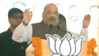 Amit Shah Accuses NCP Chief Sharad Pawar of Spreading 'Falsehoods'