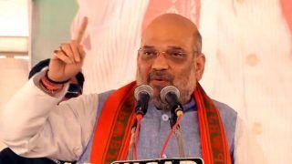 अमित शाह ने कहा- नक्सली हमले में बीजेपी MLA की हत्या हो सकती है राजनीतिक साजिश, CBI जांच हो
