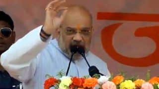 Article 370 Will be Withdrawn From J&K if BJP Wins Again: Amit Shah