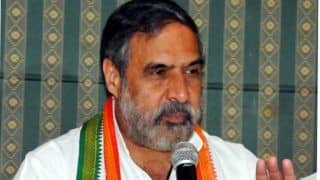 Anand Sharma Says Rahul Gandhi Will be Next PM if Congress Gets Maximum Number of Seats