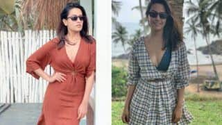 Television Hottie Anita Hassanandani And Hubby Rohit Reddy Holiday in Goa And It Will Make You Pack Your Bags