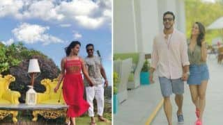 Television Hot Actress Anita Hassanandani Vacays in Goa With Hubby Rohit Reddy, Pictures Will Give You Major Couple Goals