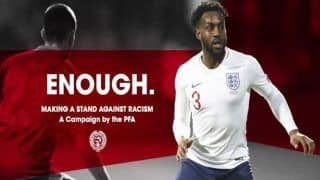 'Enough': Footballers Gareth Bale, Raheem Sterling, Danny Rose Lead Anti-Racism Protests on Social Media