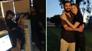 Anushka Sharma Plays Laser Tag And Hubby Virat Kohli Enacts to Die in This Most Adorable Video - Watch