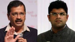 Aam Aadmi Party And Jannayak Janata Party Form Alliance in Haryana