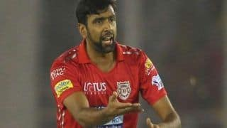 Kings XI Punjab Skipper Ravichandran Ashwin Fined Rs 12 Lakh