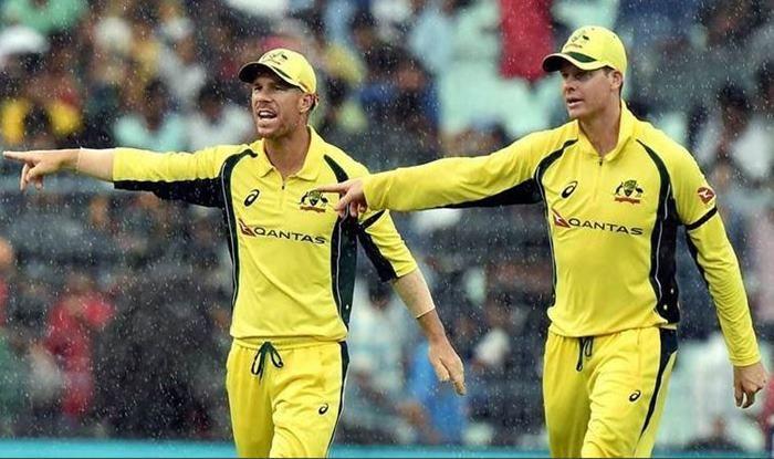 Australian Cricket Team's David Warner and Steve Smith