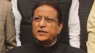 Azam Khan Again Makes Derogatory Remarks at Jaya Prada; Booked
