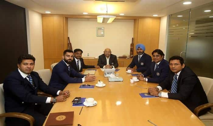 BCCI Selectors Given Data Analytics Presentation Before World Cup 2019 Squad Meeting