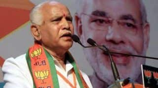 Karnataka Crisis: BJP Not Behind Resignation of 2 Congress MLAs', Claims BS Yeddyurappa