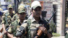 त्रिपुरा में उग्रवदियों के घात लगाकर किए गए हमले में BSF के दो जवान शहीद