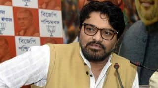 Babul Supriyo Says For First Time Bengal is Asking For Central Forces in Lieu of Votes