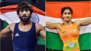 World Wrestling Championships: All Eyes on Bajrang Punia, Vinesh Phogat as Indian Grapplers Try Their Luck in Big Event