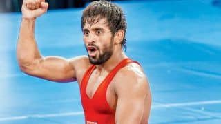 Bajrang Punia Beats Tulga Ochiryn of Mongolia to Clinch Bronze in Men's Freestyle 65Kg Category in World Wrestling Championships 2019, Becomes 1st Indian Wrestler to Win 3 World Medals