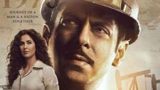 Bharat Third Poster Out: Salman Khan Takes us Back in 1970,  Introduces Katrina Kaif as 'Madam Sir'