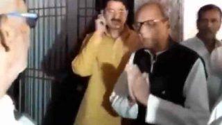 Video: कांग्रेस में सीट की रार बरकरार, कार्यकर्ताओं ने ऐसा हंगामा किया कि प्रभारी को मांगनी पड़ी माफी