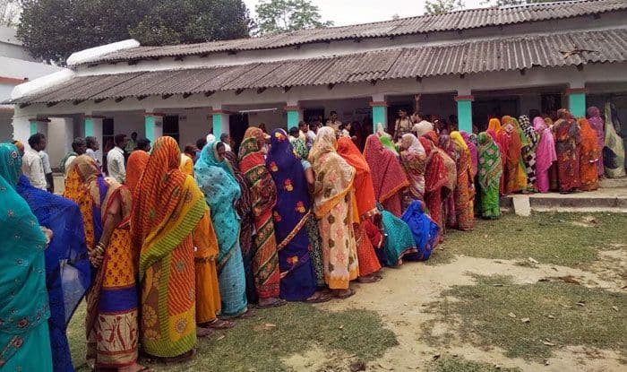 Bihar: 60 Per Cent Voting Recorded Till 6 PM For 5 Lok Sabha Seats