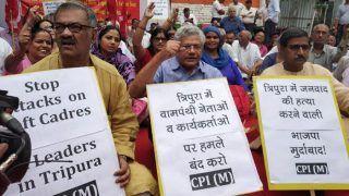 Opposition Parties Demand Fresh Polls in Tripura West Lok Sabha Constituency