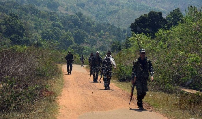 Tamil Nadu Polls: Paramilitary Personnel Open Fire in Air to Disperse Crowd