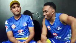 IPL 2019: Ambati Rayudu-Dwayne Bravo Have Fun After MS Dhoni's CSK Beat RR | WATCH VIDEO