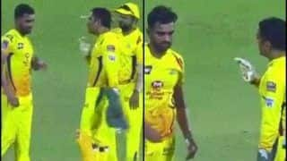 'Captain Cool' MS Dhoni Loses Calm After Deepak Chahar's Consecutive No-Balls | WATCH